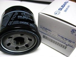 filtro de aceite subaru recambio original subaru